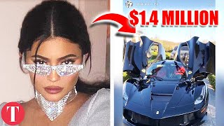 Download 25 Things Kylie Jenner Spends Her Billions On Video