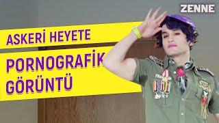 Download Zenne'de askeri heyete pornografik fotoğraf sunma sahnesi   Zenne Video