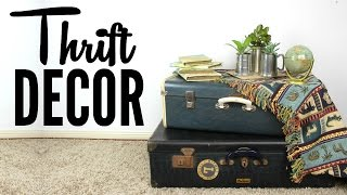 Download DIY Thrift Decor | Cheap & Easy Room Decor Ideas Video