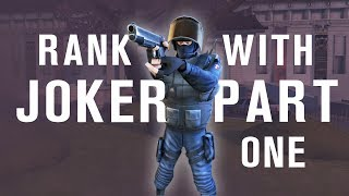 Download Ranking With Joker! HACKER IN RANK GETS BANNED! Part 1 Video