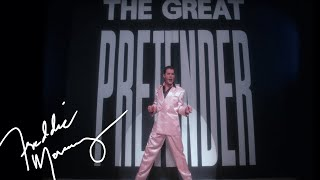 Download Freddie Mercury - The Great Pretender Video