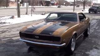 Download 1967 Chevrolet Camaro RS/SS $35,900.00 Video