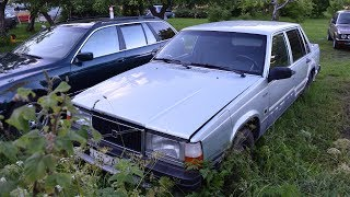 Download Starting 1987 Volvo 740 2.4D (D24) After 2 Months (1080p) Video