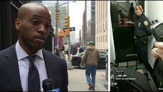 Download Cops called to apartment for `burglary in progress` find black tenant moving into unit Video
