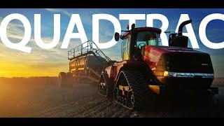 Download Spring Planting - CASE IH Quadtrac & Disc Drill - Part 8 Video