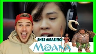 Download Janella Salvador performs ″How Far I'll Go″ (Moana OST) LIVE on Wish 107.5 Bus REACTION!! Video