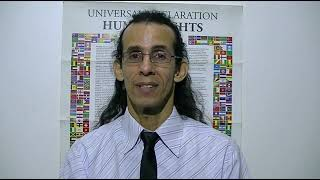 Download Cristian Gómez, Argentina, reading article 18 of the UDHR in Spanish Video