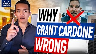 Download Why is Grant Cardone WRONG about Buying A home to Live in? Video