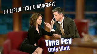 Download Tina Fey - The Ideal Craig Ferguson Guest? - Her Only Appearance [+Helpful Text & Imagery] Video