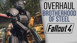 Download 5 Mods to Improve the Brotherhood of Steel in Fallout 4 Video