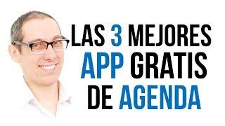 Download CONOCE LAS 3 MEJORES APP DE AGENDA GRATUITAS PARA ANDROID O IPHONE Video