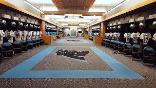 Download Carolina Panthers Players Access Stadium Tour Video
