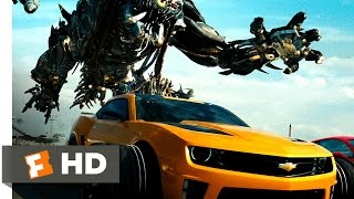 Download Transformers: Dark of the Moon (3/10) Movie CLIP - Autobots vs. Decepticons (2011) HD Video