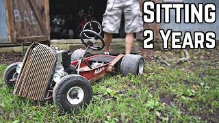 Download Reviving the Rat Rod Wagon! | Our Rat Rod Go Kart Build Video