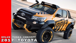 Download 2017 Toyota HiLux Tonka Concept Video