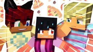 Download Aphmau in Disguise - Pizza Wars Part 2 - Murder Minecraft Video