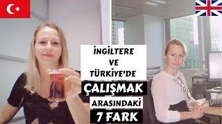 Download İngiltere ve Turkiye'de Çalışmak Arasındaki 7 Fark Video