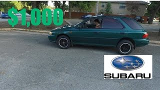 Download WE GOT A SUBARU!!!! Video