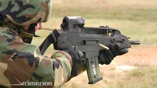 Download This Is What Became of the Army's Futuristic M-16 Replacement Rifle Video