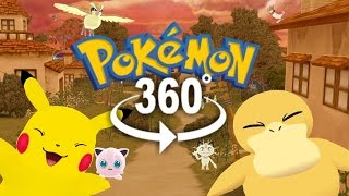 Download Pokémon GO! - 360° Adventure Video! - (The First 3D VR Game Experience!) Video