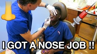 Download I GOT A NOSE JOB!! Video
