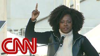 Download Viola Davis speaks at Women's March Video
