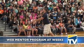 Download WEB Mentor Program at Weeks - DMPS-TV News Video