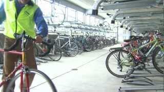 Download Bike Parking at BART Video