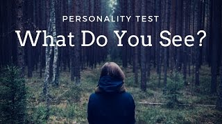Download Personality Test | What Do You See First In These Images? Video