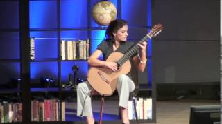 Download Performance: Ana Vidovic at TEDxMidAtlantic 2009 Video