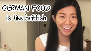 Download My Chinese Life in Germany - German Food and Public Transport in Germany Video