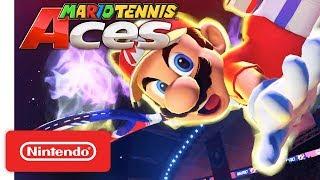 Download Mario Tennis Aces - Nintendo Switch - Nintendo Direct 3.8.2018 Video