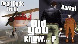 Download GTA 3 Easter Eggs and Secrets 2 Video