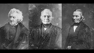 Download Daguerreotype Portraits of Prominent Americans Born in the 1760's and 1770's Video