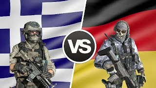 Download Greece vs Germany - Military Power Comparison 2017 - Greek Army vs German Army 2017 Video
