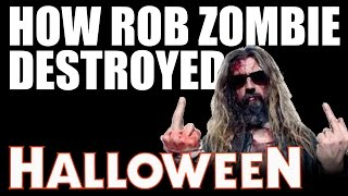 Download (Documentary) How Rob Zombie Destroyed the Halloween Franchise Video