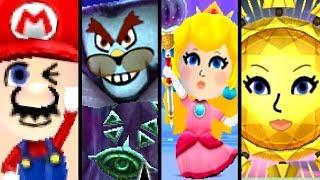 Download Super Mario Miitopia ALL BOSSES (3DS) Video