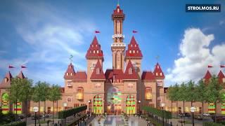 Download В Москве строится гигантский парк аттракционов «Остров мечты» Video