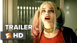 Download Suicide Squad Official Trailer #1 (2016) - Jared Leto, Margot Robbie Movie HD Video