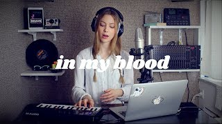 Download In My Blood - Shawn Mendes | Romy Wave cover Video