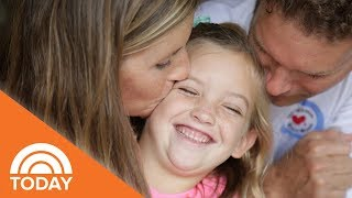 Download What It Takes To Ensure 6 Yr Old Type 1 Diabetic Maeve Hollinger To Live A Normal Life | TODAY Video