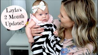 Download Layla's 2 Month Update!! Video