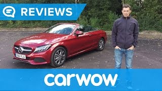 Download Mercedes C-Class Cabriolet 2018 in-depth review | Mat Watson Reviews Video