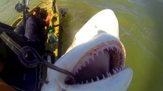 Download Kayak Fishing: Offshore Trip Gone Wrong - Part 3 Video