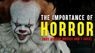 Download The Importance of Horror (Why Horror Movies Don't Suck) Video