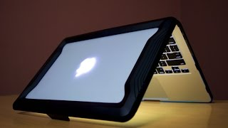 Download Thule Vectros Bumper Case for Macbook - Unboxing & Review Video