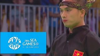Download Pencak Silat Men''s Ganda(Doubles) - Finals 2nd Placing (Day 5) | 28th SEA Games Singapore 2015 Video