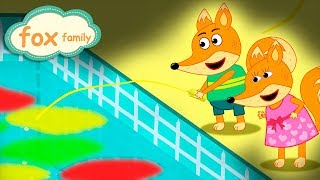Download Fox Family and Friends cartoons for kids #518 Video