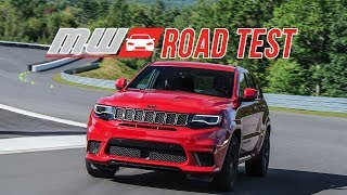 Download 2018 Jeep Grand Cherokee Trackhawk | Road Test Video