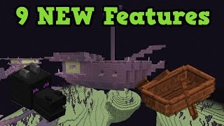 Download minecraft Xbox 360 / PS3 1.9 / TU40 - 9 NEW Features Coming Video